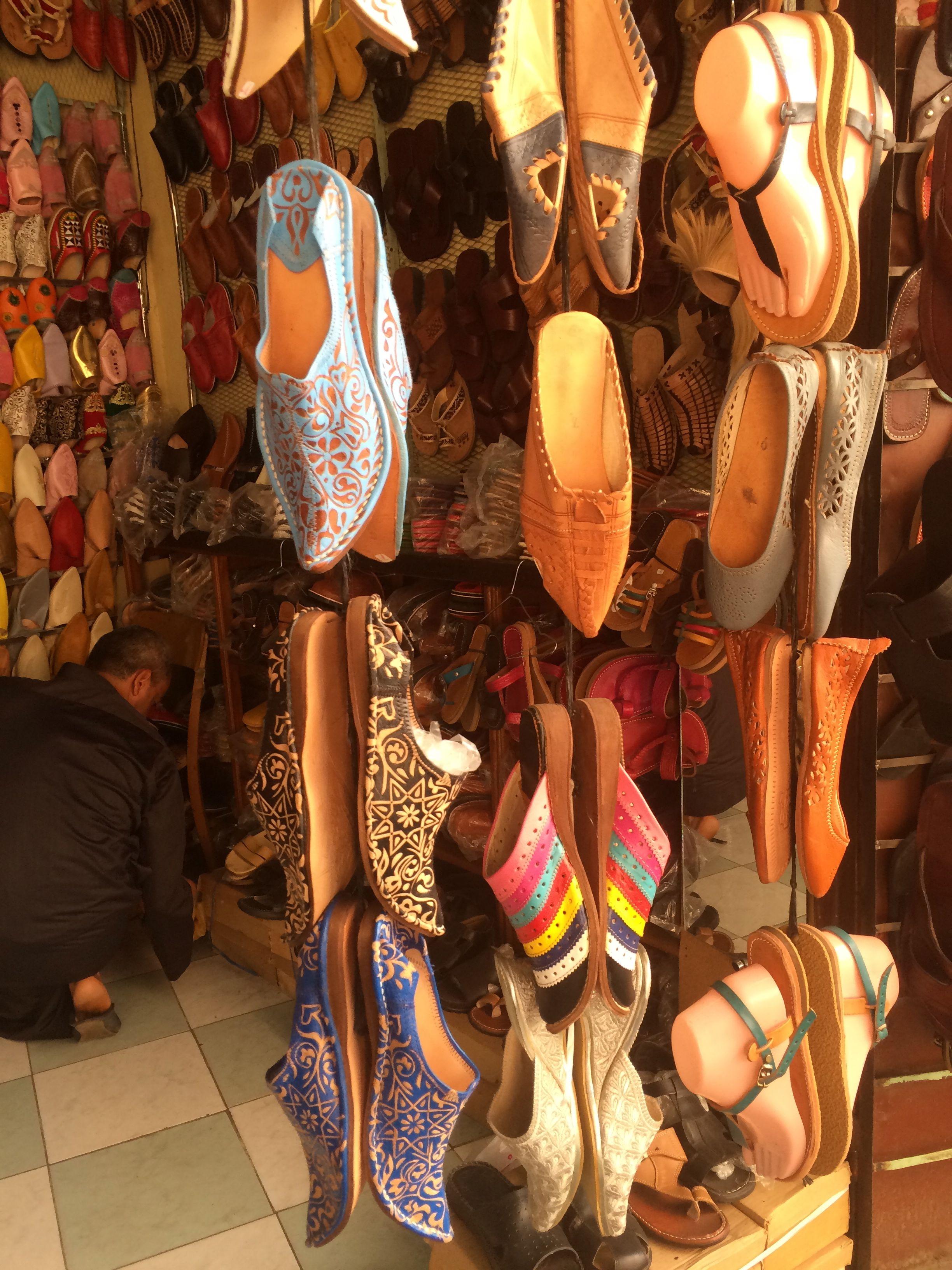 Medina shopping